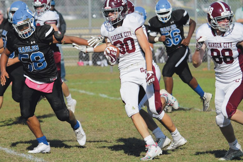 Trojans remain undefeated with 42-7 win over Valley Stream Central ...