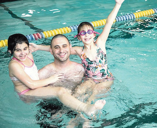 Make a splash for the benefit of children at Winthrop's Swim-a-thon