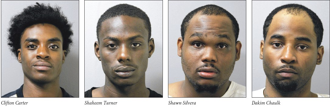 Gcpd Busts Ring For Thefts From Cvs Garden City News