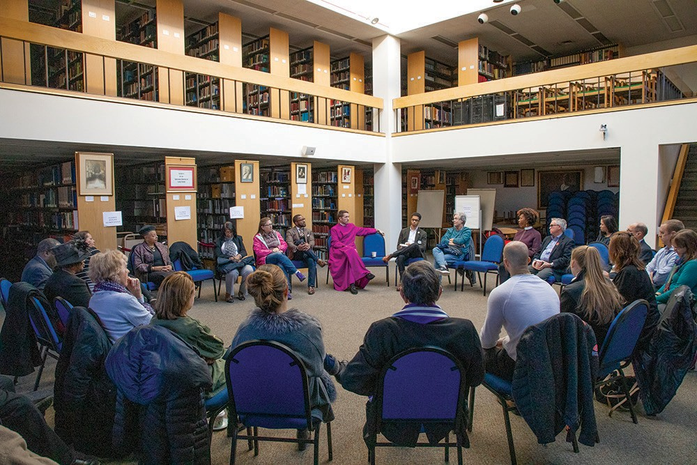 New Cathedral forums to explore spirituality, parenting