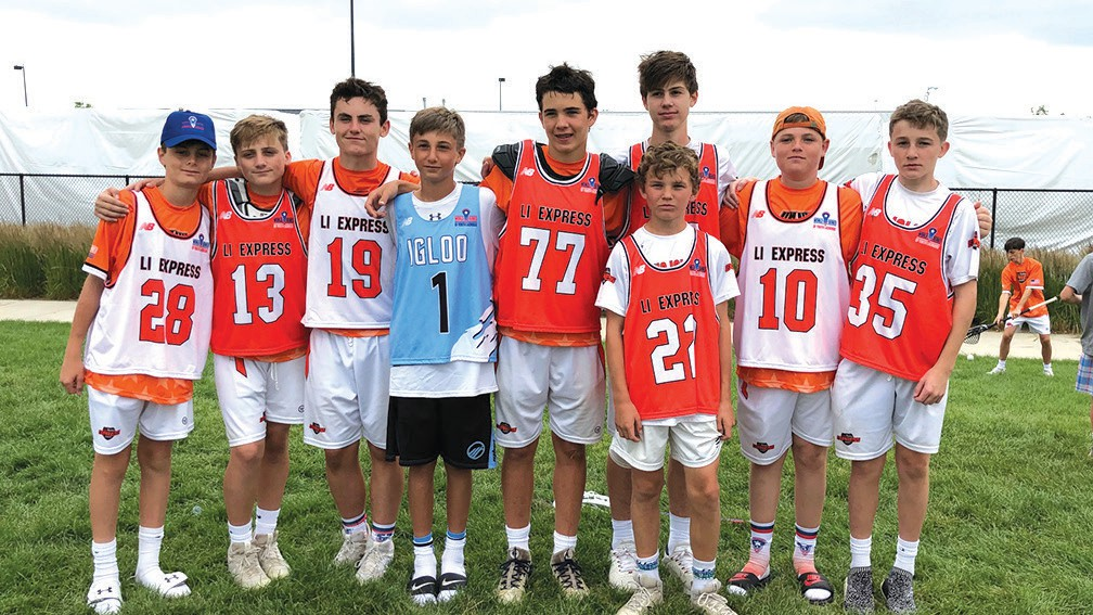 Gc Boys Participate In World Series Of Youth Lacrosse Garden